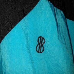 Vintage Jackets & Coats - Vintage 90s bill blass windbreaker size XL